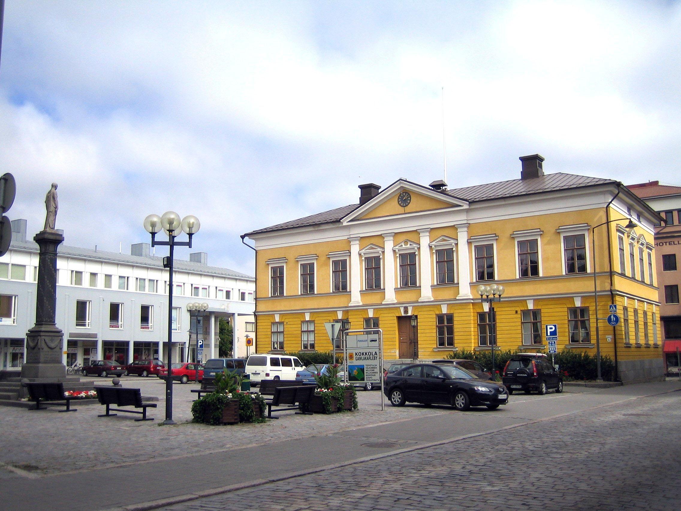 Kokkola Town Hall